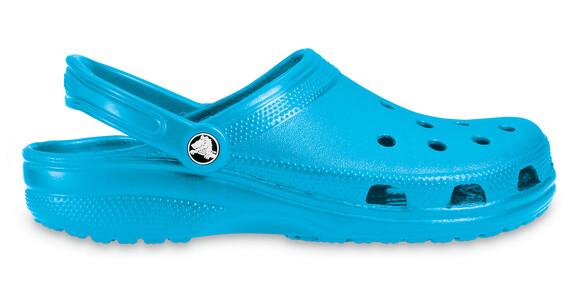 Crocs Classic Sandaler blå